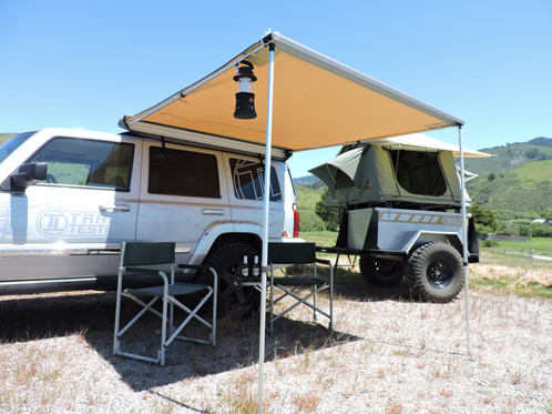 tepui vehicle awning off road trailer united states trail