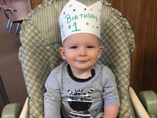 Infant April Newsletter