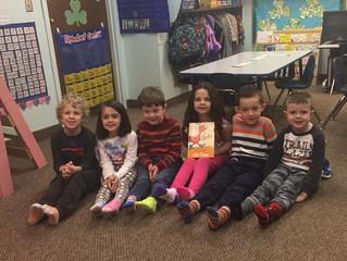 Kindergarten March Newsletter