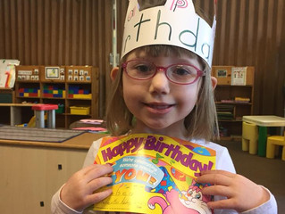 Prekindergarten February Newsletter
