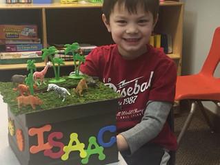 Kindergarten February Newsletter