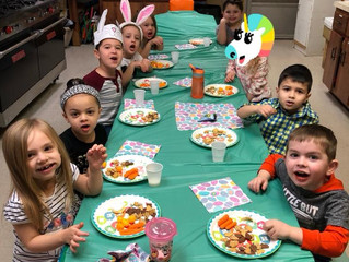 Pre-Kindergarten April Newsletter