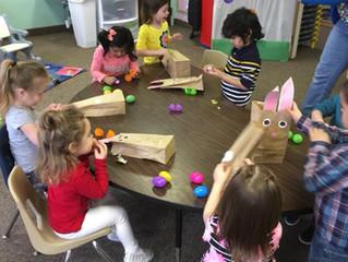 Preschool April Newsletter