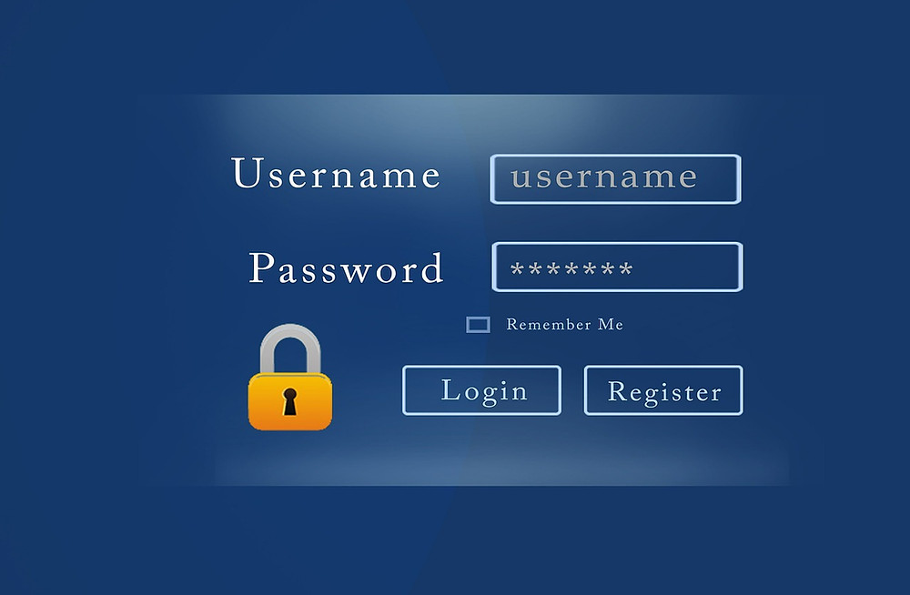 cybersecurity, password management