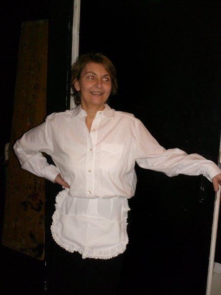 Brunella Bertocci (Cameriera)