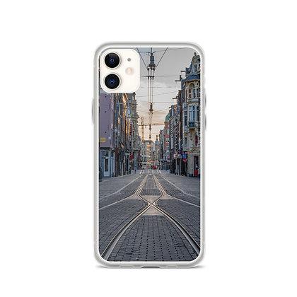 Empty Leidsestraat iPhone Case