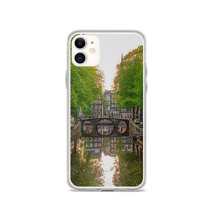 Amsterdam Morning iPhone Case