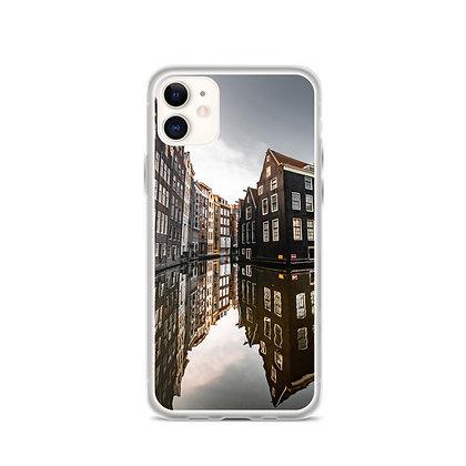 Amsterdam Mirror iPhone Case