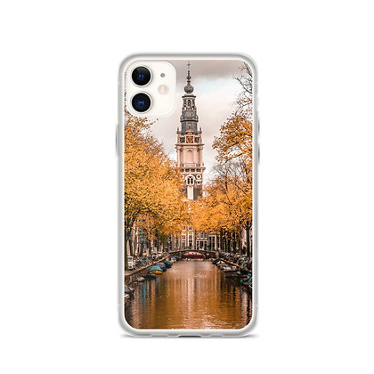 Autumn Groenburgwal iPhone Case