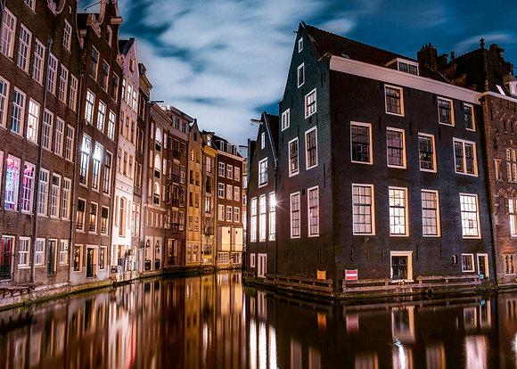 Amsterdam Venice | Aluminum