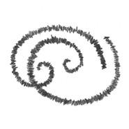 Fibonacci gespiegeld
