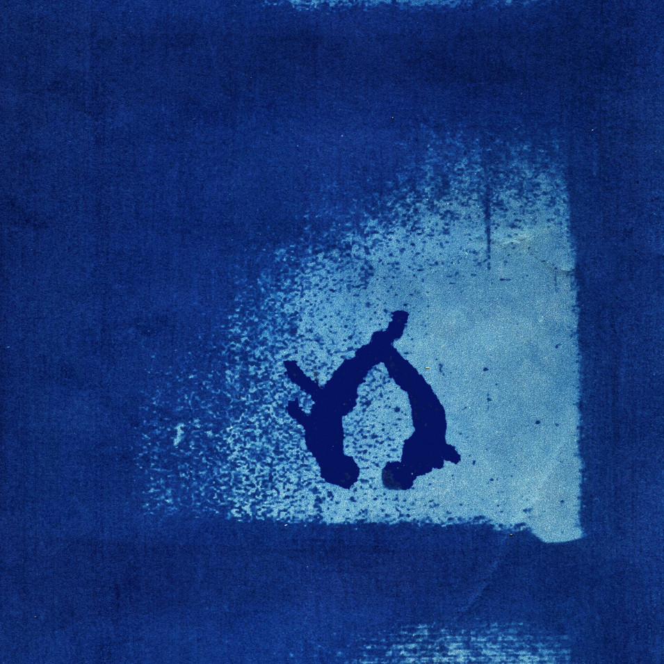 Cyanotype_Diving