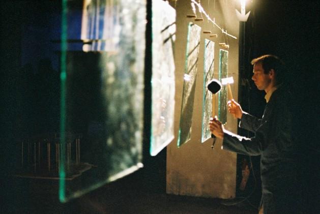 Glass Curtain-1