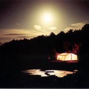 GlasslaG - Broken pond by night