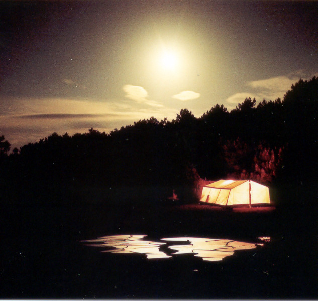 GlasslaG - Broken pond by night