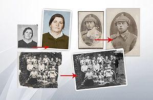 реставрация фотографий фотомастерская хр