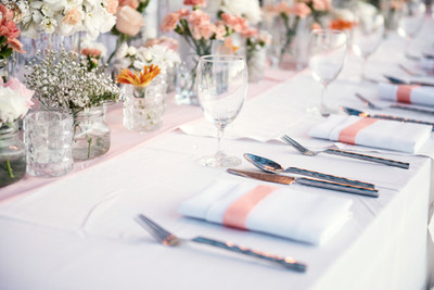 Bryllup Tabel Set