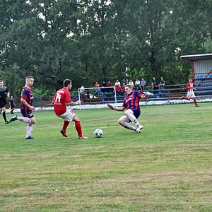 FK Borac (A) - FK Crvena Zvezda (RS) 2:3