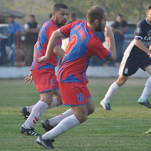 FK Borac (A) - FK Vojvodina 1:0