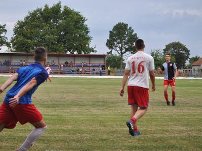 FK Borac (A) - FK Roham 3:1 (kadeti)