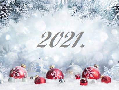 Srećna nova 2021. godina
