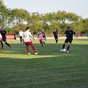 FK Borac (A) - FK Crvena Zvezda (VS)  2:4