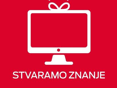 """MTS akcija """"Stvaramo Znanje"""" - Glasaj za OŠ """"Branko Radičević"""""""