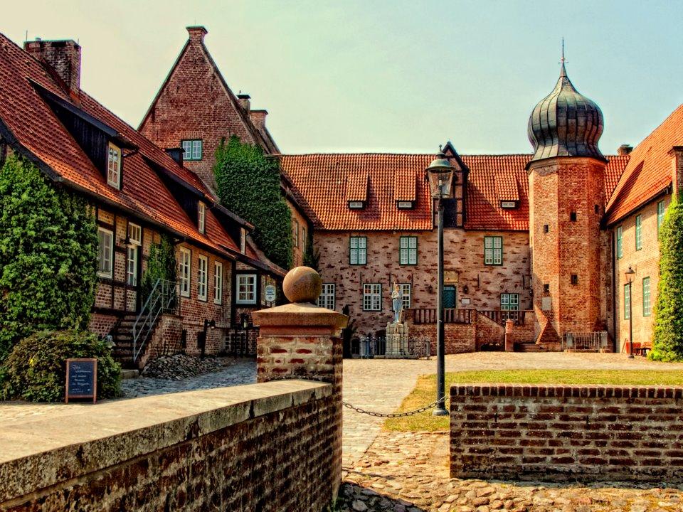 Hochzeitsfotograf in der Burg