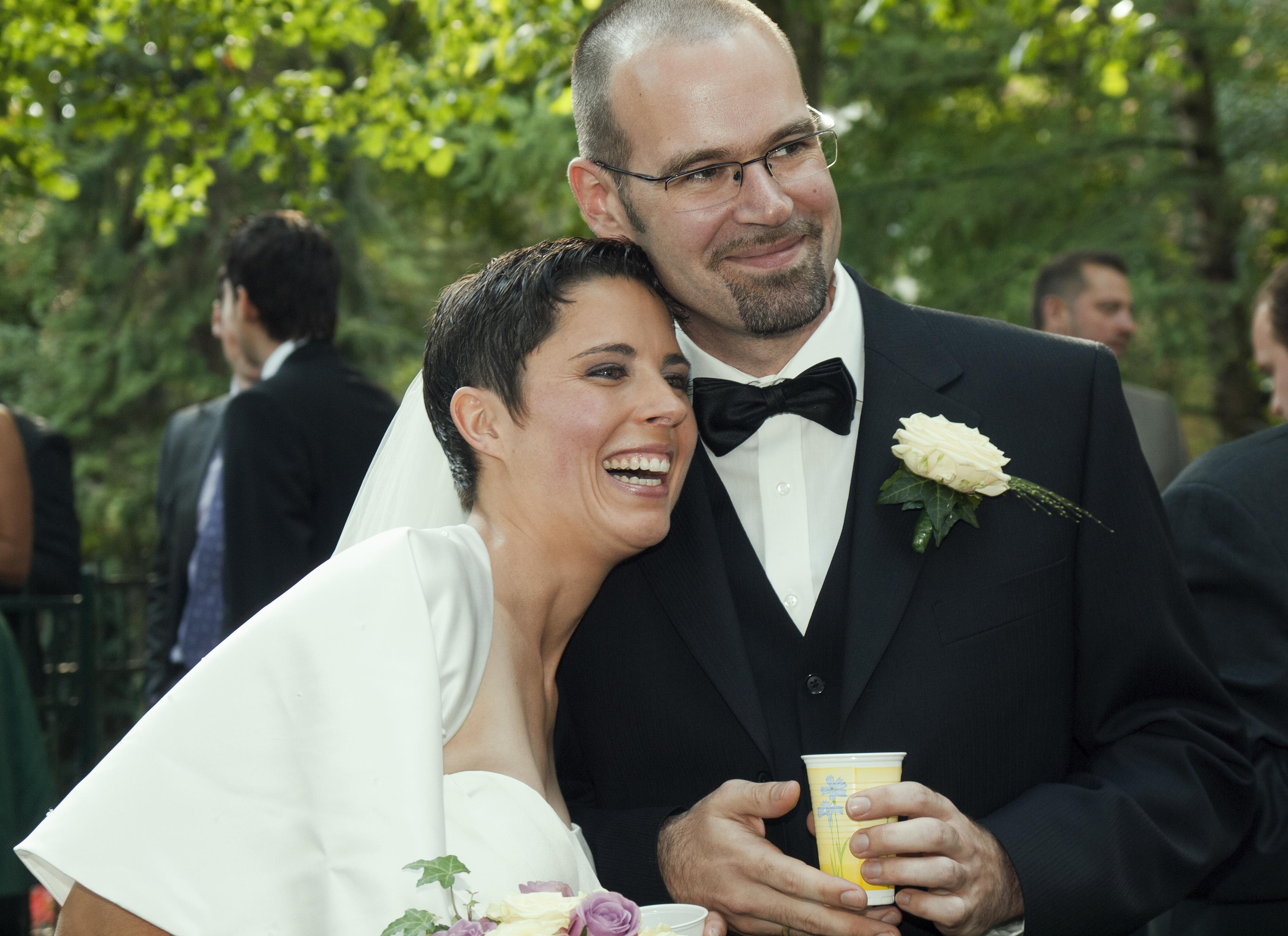 Schöne Hochzeitsmomente