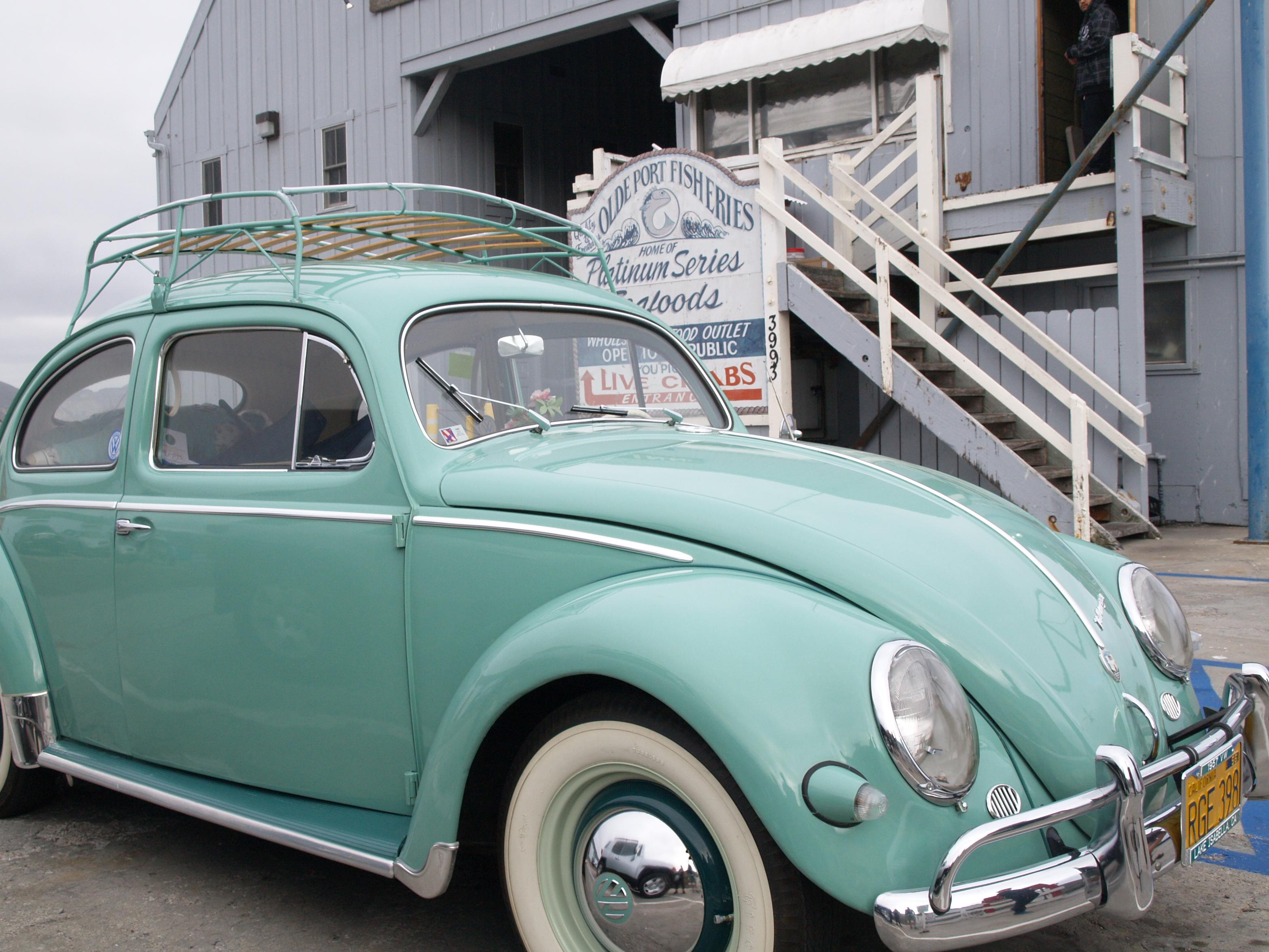 Historischer VW Käfer