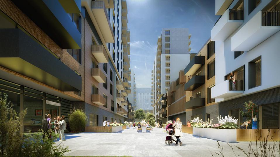 Yıldırım Urban Transformation