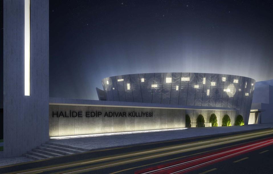Halide Edip Adıvar Complex