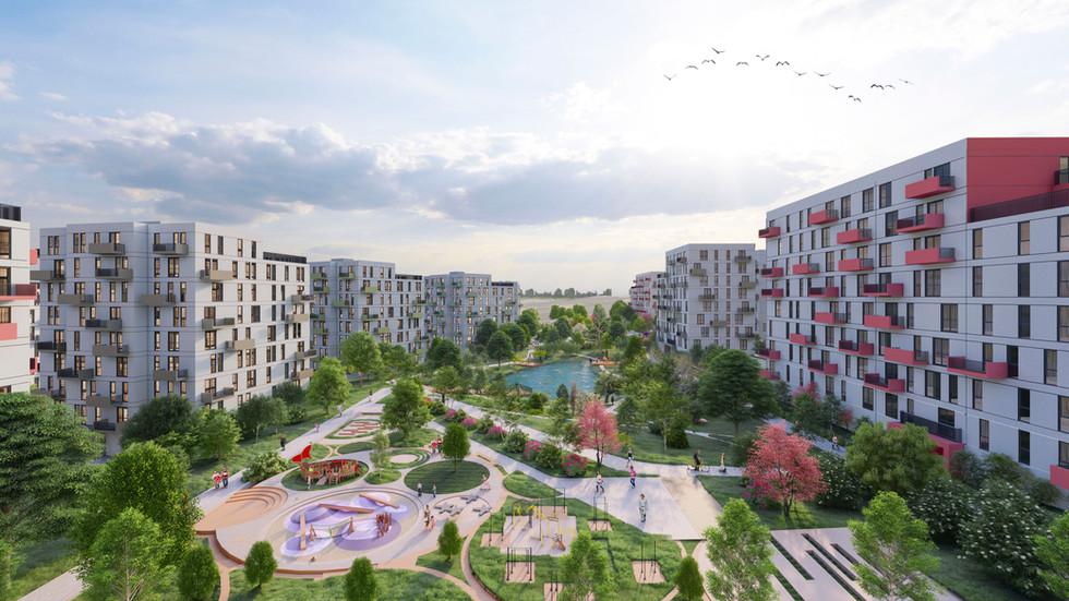 Kiptaş Silivri 4th Stage Social Housing