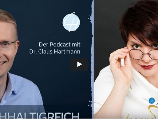 """""""NachhaltigREICH""""  Podcast   Folge #049 Die Macht der Sexualität – Interview mit Inanna Ling"""