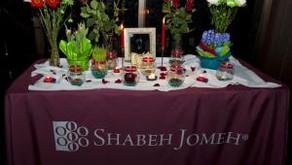 Shabeh Jomeh Nowruz Celebration March 21, 2013