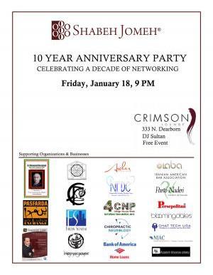 Chicago Chapter Celebrates 10 Year Anniversary!