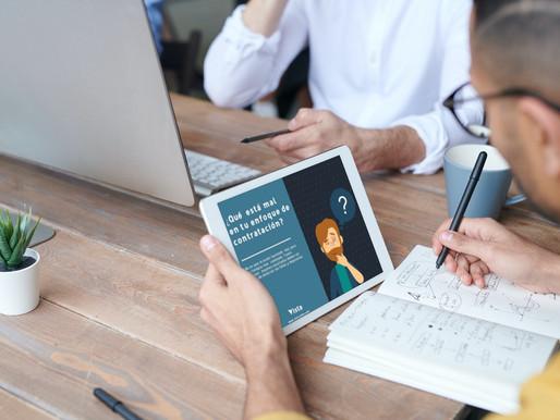 [eBook] ¿Qué  está mal  en tu enfoque de  contratación?