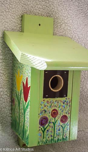 Ms. Peggy's Birdhouse III