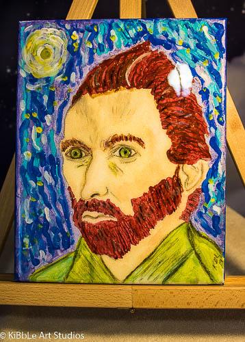Modern Vincent Van Gogh