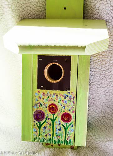 Ms. Peggy's Birdhouse II