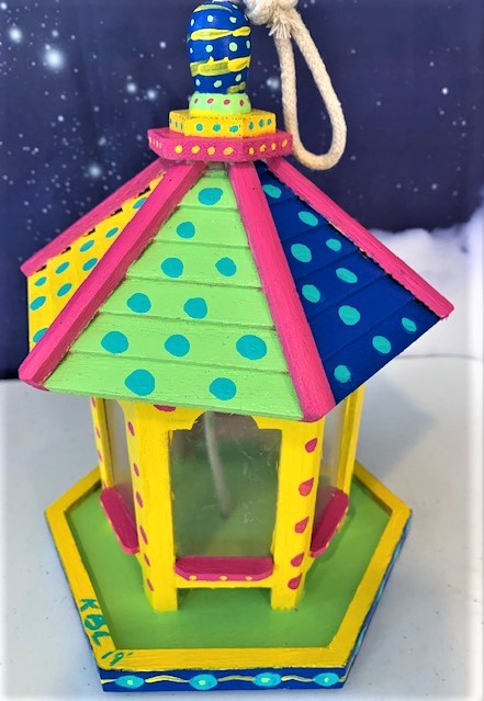 Bird feeder for DB