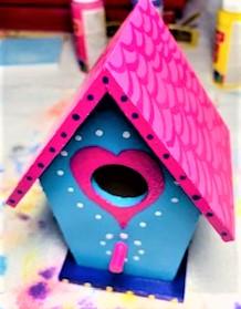 Izzies house