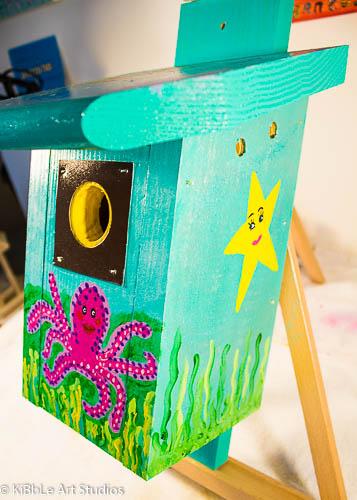 Art for Aquatics Sanctuary