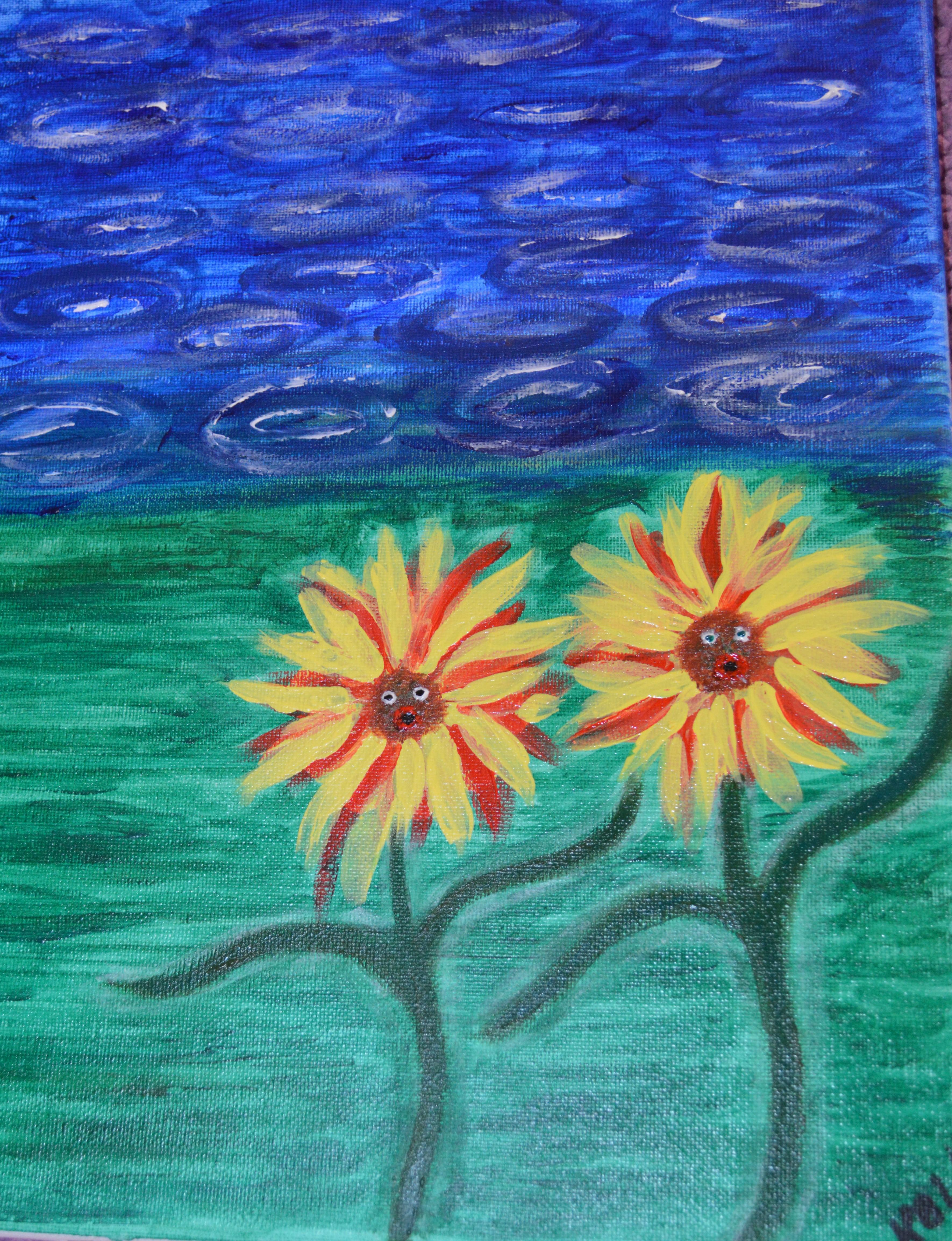 Runaway Flowers