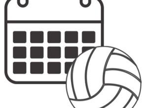 Summer Volleyball Open Gym Schedule