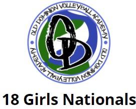 ODVA 18 Girls Nationals