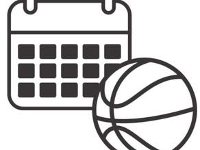 Summer Basketball Open Gym Schedule