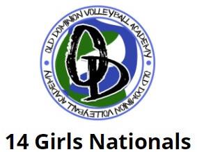 ODVA 14 Girls Nationals