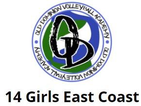 ODVA 14 Girls East Coast