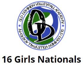 ODVA 16 Girls Nationals